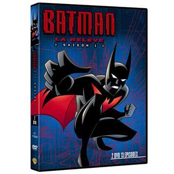 BatmanLa relève - 2 DVD