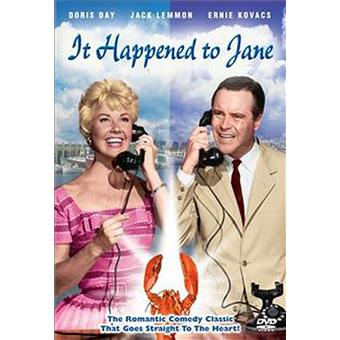 It happened to Jane - DVD Zone 1