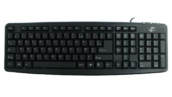 Mobility Lab Deluxe Classic USB Keyboard - clavier