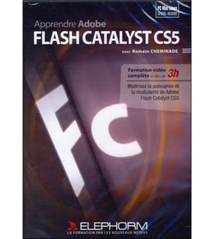 apprendre flash catalyst cs5 elephorm