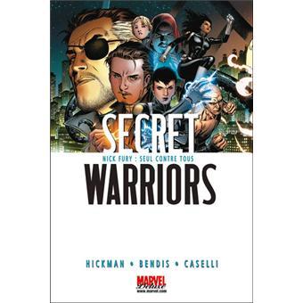 Secret warriorsSecret warriors