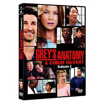 Grey's AnatomyGrey's Anatomy - Coffret intégral de la Saison 1