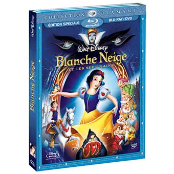 Blanche-Neige et les Sept Nains - Blu-Ray