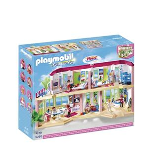 playmobil 5265 grand h tel playmobil achat prix fnac. Black Bedroom Furniture Sets. Home Design Ideas