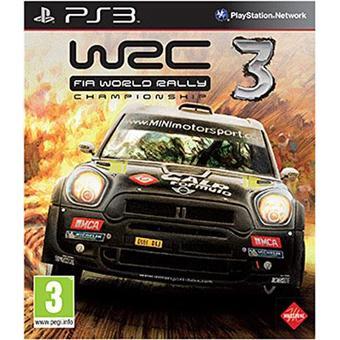WRC 3 MIX PS3 -