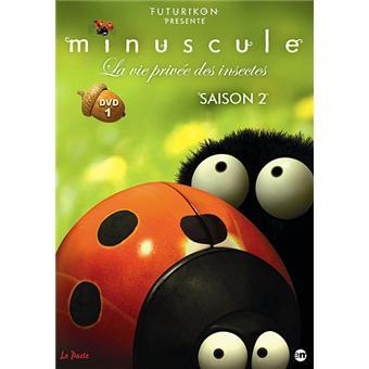 Minuscule : la vie privée des insectesMinuscule : La vie privée des insectes Saison 2 Volume 1 DVD