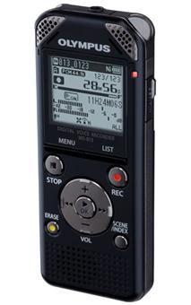 Dictaphone et Magnétophone OLYMPUS WS813 NOIR 8GO