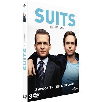 SuitsSuits - Coffret intégral de la Saison 1