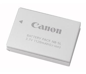 Canon Batterie NB-5L pour Canon S110