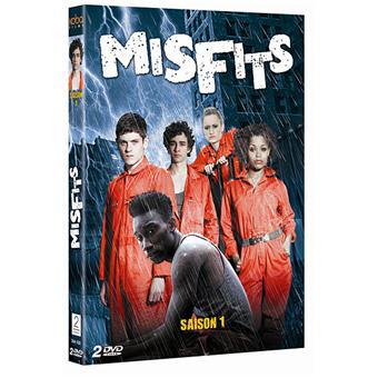 MisfitsMisfits - Coffret intégral de la Saison 1