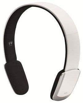 Jabra Kit piéton Casque Bluetooth Halo 2 pour iPhone et Smartphone - Blanc