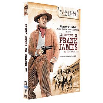 Le Retour de Frank James DVD