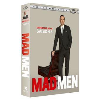 Mad MenCoffret intégral de la Saison 5