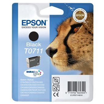 Cartouche Epson T0711 noire DURABrite Ultra
