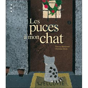 les puces mon chat broch thierry maricourt achat livre fnac. Black Bedroom Furniture Sets. Home Design Ideas