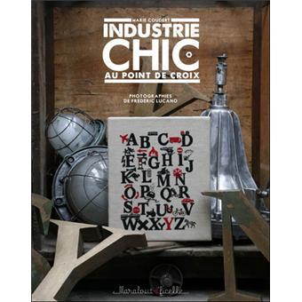 sortie d 39 usine motifs au point de croix broch marie coudert achat livre fnac. Black Bedroom Furniture Sets. Home Design Ideas