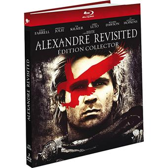 Alexandre revisited Edition Collector Digibook Blu-ray