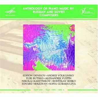 Anthology of Piano Music Vol.1