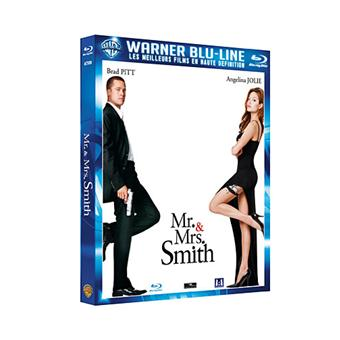 Mr & Mrs Smith - Edition Blu-Ray