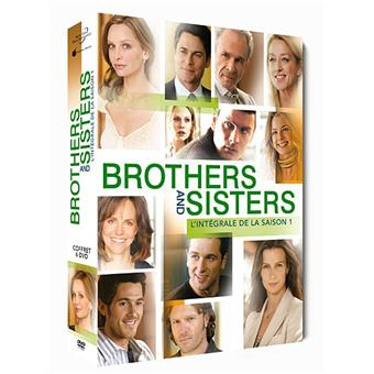 Brothers and SistersBrothers and Sisters - Coffret intégral de la Saison 1
