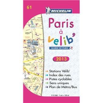 Paris vélib'