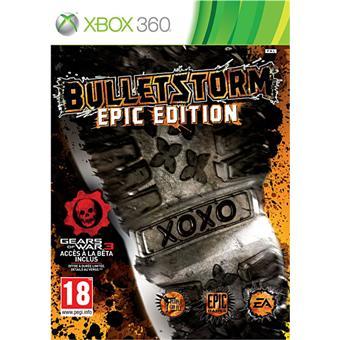 bulletstorm epic edition sur xbox 360 jeux vid 233 o achat