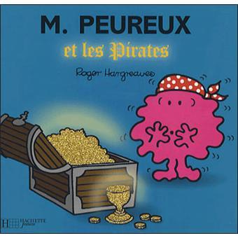 Monsieur madame monsieur peureux et les pirates roger - Monsieur pirate ...