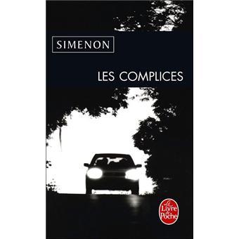 """Résultat de recherche d'images pour """"les complices de georges simenon"""""""