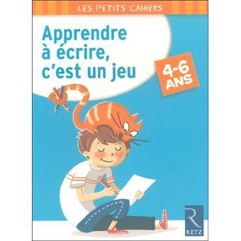 8d263c4813f Apprendre a ecrire est un jeu - broché - Collectif - Achat Livre