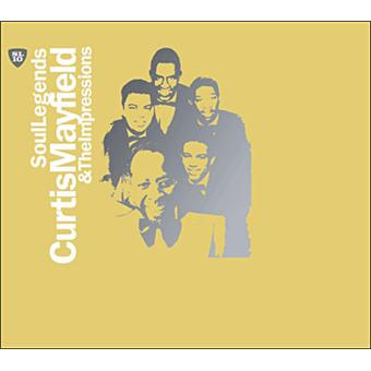 Soul Legends-Curtis Mayfield & The Impressions