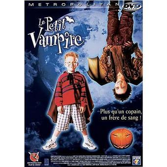 Le Petit vampire DVD