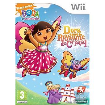 Dora l 39 exploratrice dora sauve le royaume de cristal - Jeux de dora 2015 ...
