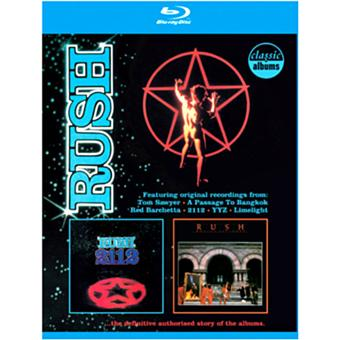 Classic Albums - 2112 & Moving Pictures - Blu-Ray