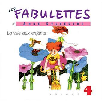 FABULETTES VOL 4 : LA VILLE AUX ENF