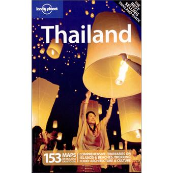 TAILANDIA LP TRAVEL GUIDE