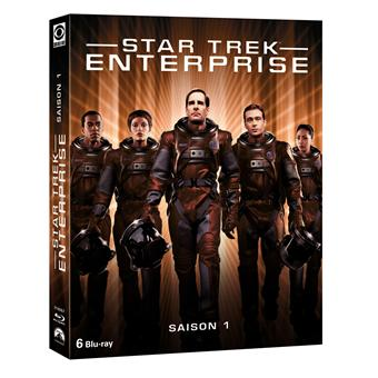 Star Trek EnterpriseStar Trek Enterprise - Coffret intégral de la Saison 1 - Blu-Ray