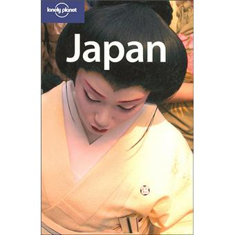JAPAO LP TRAVEL GUIDE