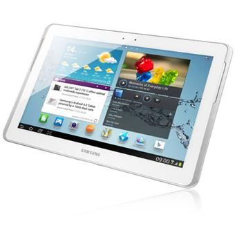 samsung galaxy tab 2 10 1 32 go blanc tablette tactile achat prix fnac. Black Bedroom Furniture Sets. Home Design Ideas