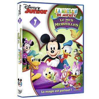 La Maison de MickeyMAISON DE MICKEY VOL7-FR