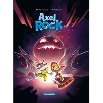 Axel Rock Tome 2 Mission Astérovore - Nicolas Moustey,Pierre Loyvet
