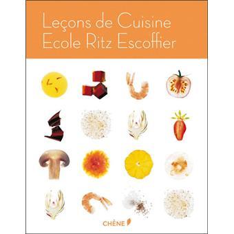 Ecole De Cuisine Du Ritz Broche Collectif Achat Livre Fnac