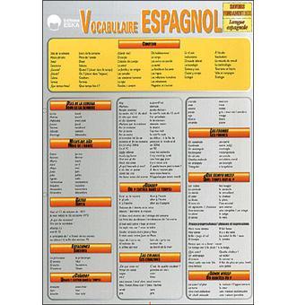 vocabulaire espagnol broch st phane oury achat livre fnac. Black Bedroom Furniture Sets. Home Design Ideas