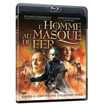 B-HOMME AU MASQUE DE FER-VF