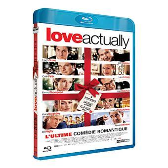 Love actually Blu-ray
