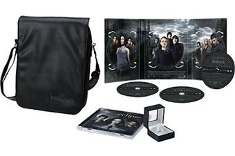 TwilightTwilight - Chapitre 3 : Hésitation - Edition Ultime Limitée