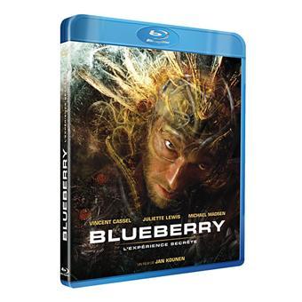 Blueberry, l'expérience secrète - Blu-Ray