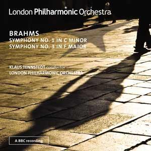 Symphony No. 1 In C Minor - Symphony No. 3 In F Major
