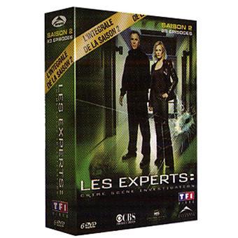 Les Experts Las VegasCoffret intégral de la Saison 2