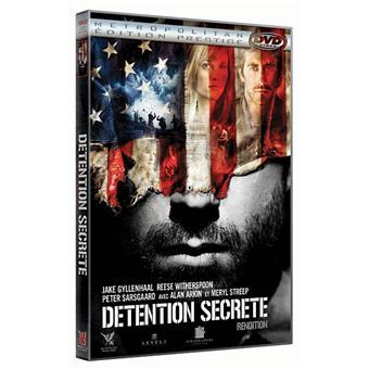 Détention secrète DVD