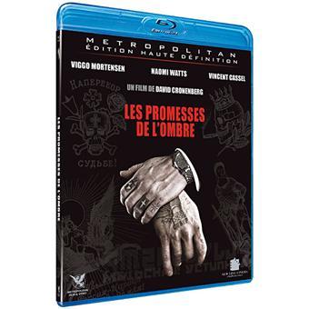 Les Promesses de l'ombre - Blu-Ray